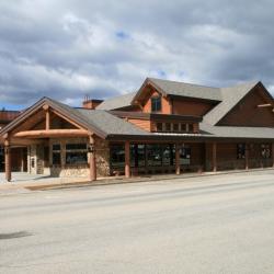 New RMRT building