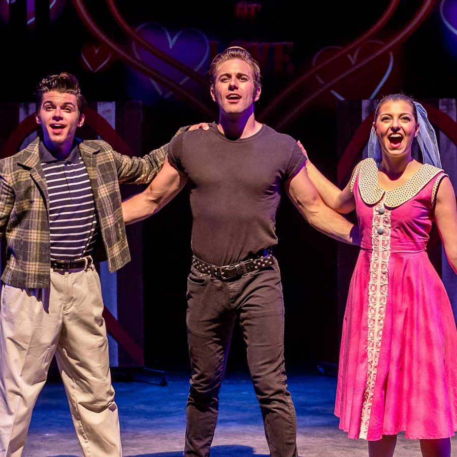 Rocky Mountain Repertory Theatre Live Musical Theatre In