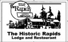 Historic Rapids Lodge & Restaurant
