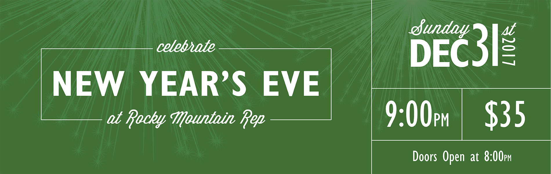 New Year's Eve Show 2017