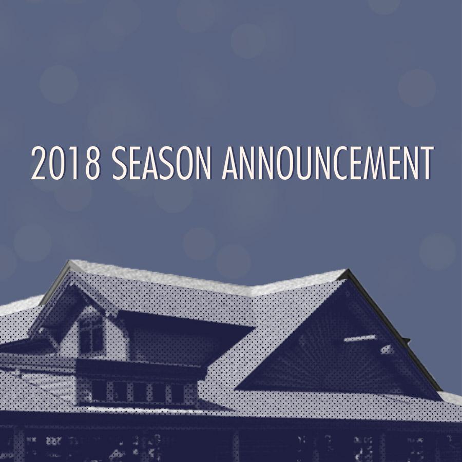 Rocky Mountain Rep 2018 Season Announcement