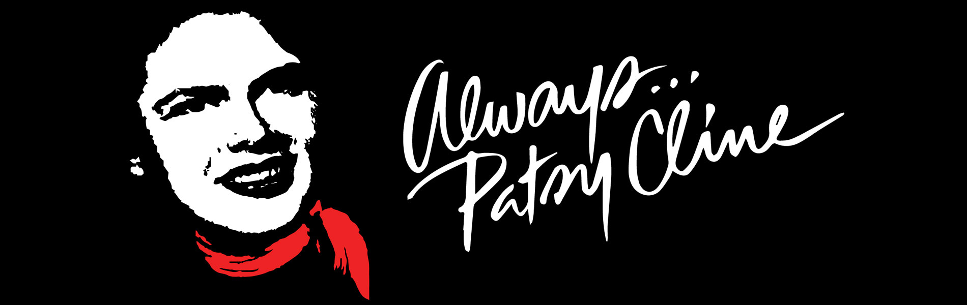always patsy cline banner