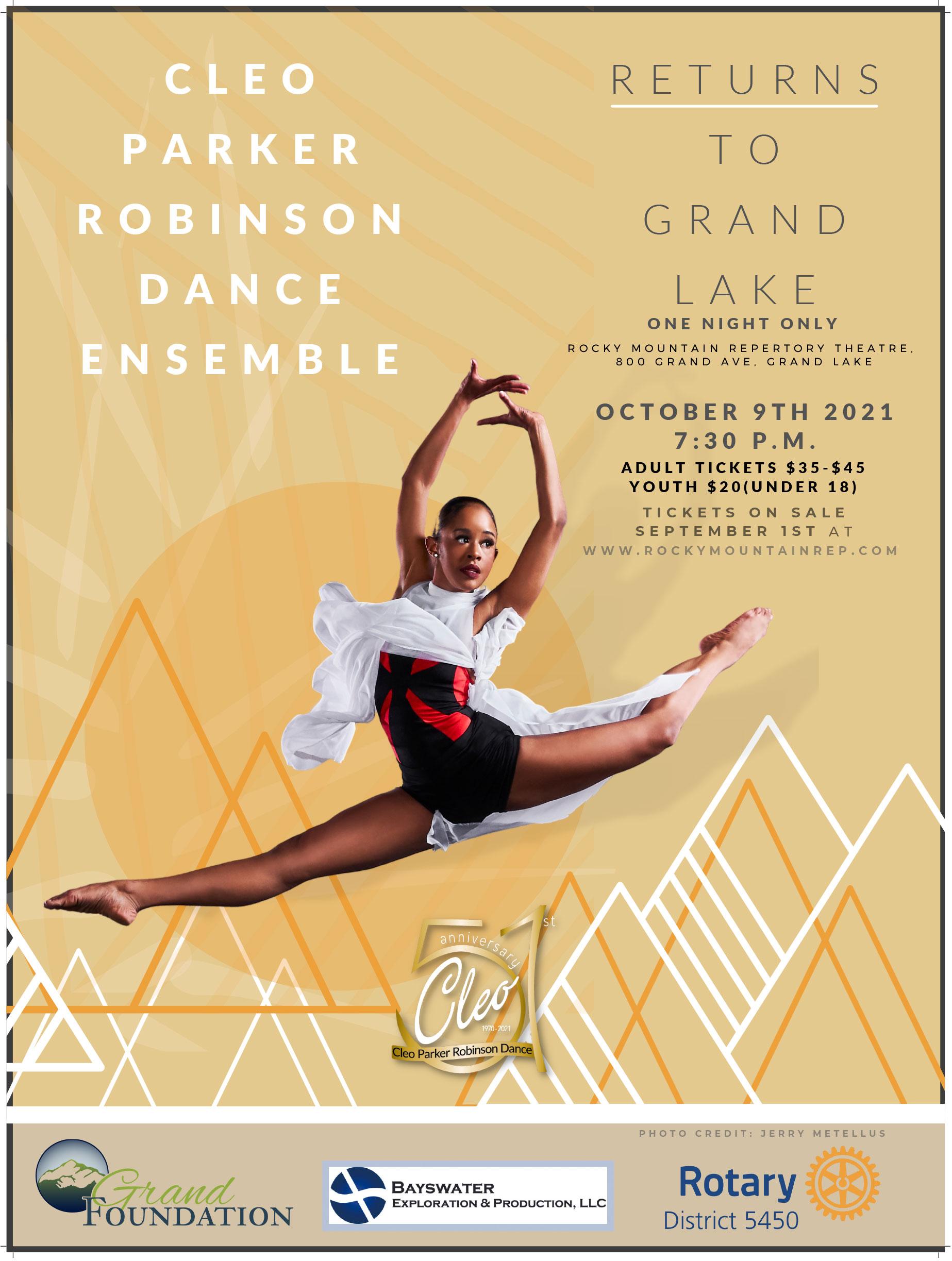 Cleo Parker Robinson Dance